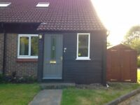 1 bedroom house in Willowmead Close, Goldsworth Park, Woking, GU21