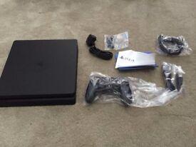 PS4 500GB new shape!