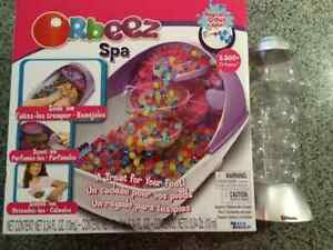 Orbeez Lamp and Spa Package with New Orbeez