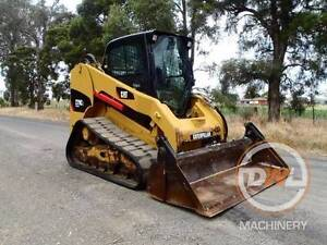 2014 CATERPILLAR 279C2 A/C CABIN SKID STEER LOADER BOBCAT Austral Liverpool Area Preview