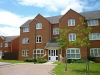 2 bedroom apartment located in a modern estate 1 mile east of Coventry city