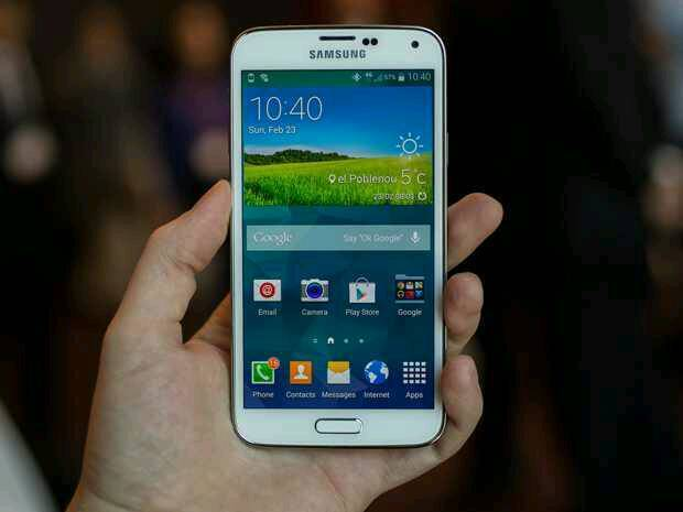 Galaxy s5 and Lg k8 2017 two for