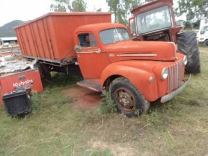 Vintage Truck Trucks Gumtree Australia Free Local