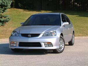2005 Acura EL Premium Sport Etest and Safety