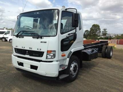 Fuso Fighter 1627 FM65- 6500mm W/Base Manual Cab chassis