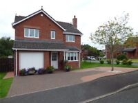 Fully modernised 4 bedroom detached home, with high spec kitchen , bathroom and ensuite.