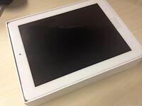 Apple ipad 3 wifi + cellular unlocked with Box