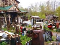 Unwanted items/junk/cars/barn finds