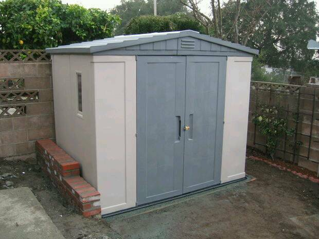 Keter Plastic Shed In Bournemouth Dorset Gumtree
