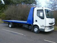 24 HOUR CAR RECOVERY TOW TRUCK TOWING SERVICE MOTORBIKE SCOOTER VAN RECOVERY CAR TRANSPORT BREAKDOWN