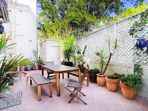 3 Bed 2 Bath Apartment with large Sunny Courtyard Double Bay Eastern Suburbs Preview