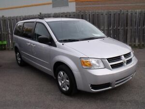 2009 Dodge Grand Caravan SE--STOW/GO--V6-7 PASS