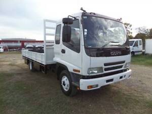 Isuzu FRR525 FRR 525 Crane Tray Tray Rocklea Brisbane South West Preview