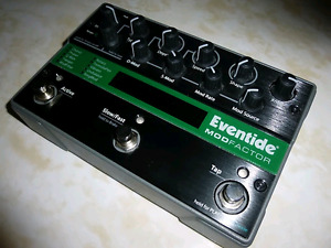Eventide Modfactor to swap for individual modulation pedals