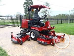 2013 TORO 4000D WING OUT FRONT RIDE ON WIDE AREA LAWN MOWER Austral Liverpool Area Preview