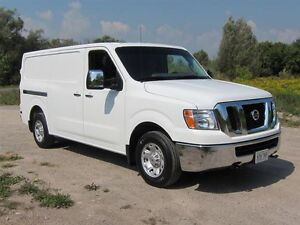 2012 Nissan NV 2500 Low Roof