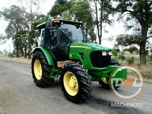 John Deere 5075M FWA/4WD Austral Liverpool Area Preview