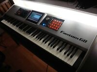For Sale Roland Fantom G8 Excellent Condition accessories included.