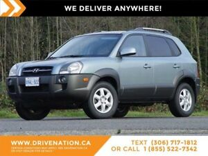 2008 Hyundai Tucson GL V6 PST PAID***LOW KM's***GREAT FOR FAM...