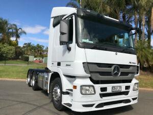 Mercedes Benz 2644 Actros actros 2644 Primemover Regency Park Port Adelaide Area Preview