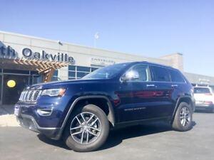 2017 Jeep Grand Cherokee Limited   DUAL SUNROOF   NAVIGATION   V