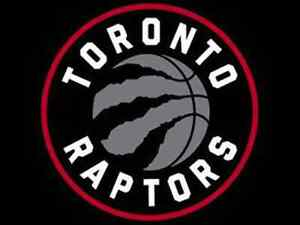 Toronto Raptors Lower Bowl Tickets Stratford Kitchener Area image 1