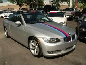 2009 BMW 335i CONVERTIBLE/AUTOMATIQUE/CUIR