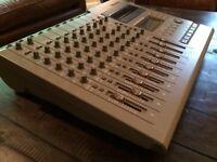 Tascam Portastudio 488 8 track multitrack tape recorder