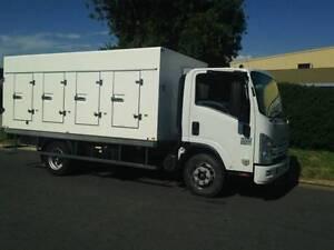 Isuzu NPR400 NPR75HB Refrigerated Regency Park Port Adelaide Area Preview