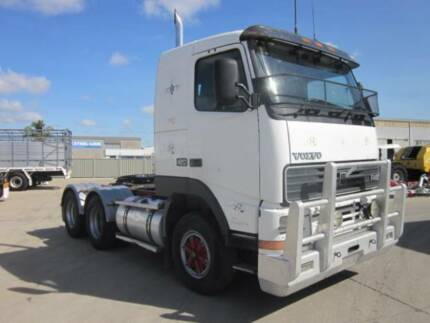 Volvo FH12 Primemover Burdell Townsville Surrounds Preview
