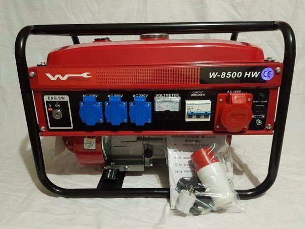 Benzin Stromerzeuger Generator Notstromaggregat Stromaggregat Stromgenerator