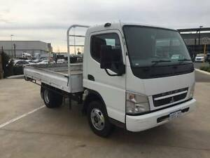 Mitsubishi Canter Tray Top Tray Hazelmere Swan Area Preview