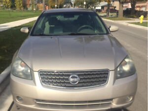 NISSAN ALTMA 2006 2.5 EXTRA JUST 146000 KM WITH SEFTAY& E TEST