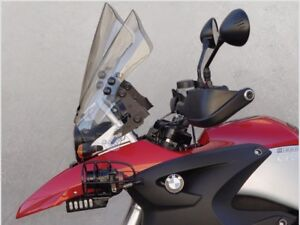 ZTechnik Adjustable Windshield for 2005-2012 BMW R1200GS - Z2243