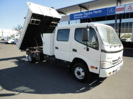 Hino 816 - 300 Series Tipper Hazelmere Swan Area Preview