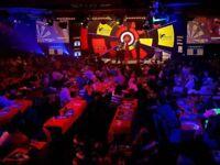 World Championship Darts Ticket