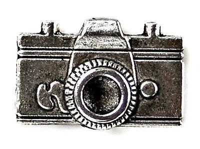 Camera Lapel Pin - Tie Tack - Gift Idea - Handmade - Gift Box
