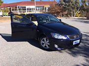 2007 Lexus IS250  Automatic Sedan Mawson Woden Valley Preview