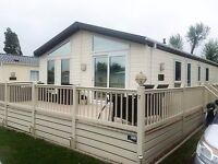 Luxury platinum lodge for rent on Park Resorts, Burgh Castle near Great Yarmouth