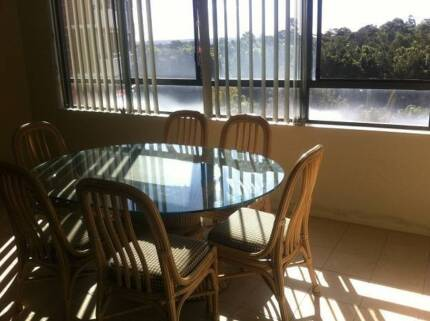 Strathfield apartment with security lock, air-condition