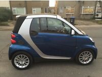 Smart Fortwo Covertible Diesel