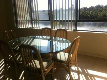 Strathfield apartment with security lock, one room available