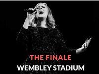 Adele Final Tickets (x2)