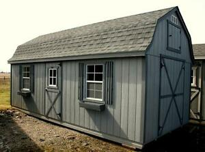 Quality Outdoor Buildings - Sheds, Cabanas, Garages, Cabins, etc