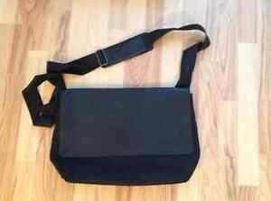 Black Messenger bag!