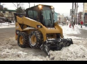 Snow Removal & Skid Steer services
