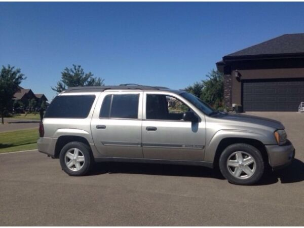 Used 2002 Chevrolet Trailblazer