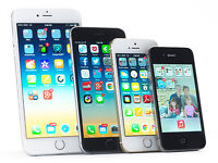 We buy any Iphone - Cracked, faulty, passcode or I-cloud locked, quick cash for damaged iphones.