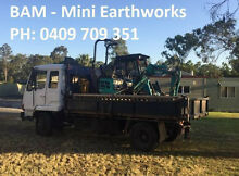 Bam Contractors Pty Ltd - Mini Earthworks Specialists South Brisbane Brisbane South West Preview
