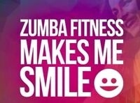 Monday night Zumba Fitness!
